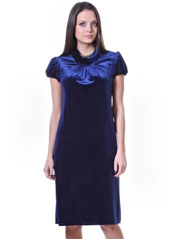 Платье odry, цвет синий сапфир