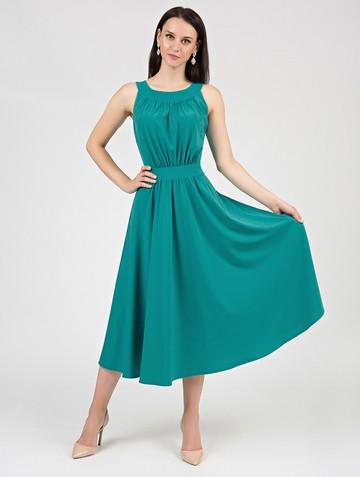 Платье inara, цвет бирюзовый