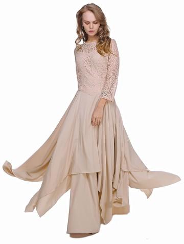 Платье lumia, цвет бежевый