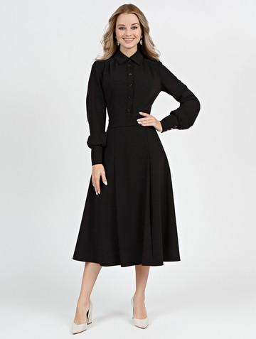 Платье alsu, цвет черный