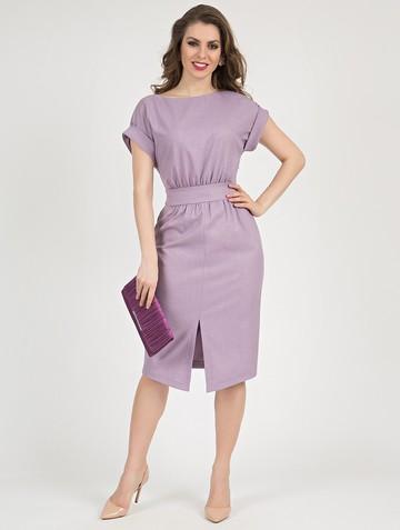 Платье remmy, цвет сиреневый