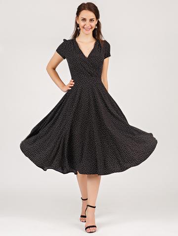 Платье ruta, цвет черный