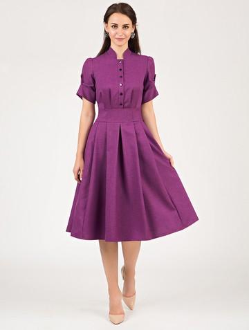 Платье mariatta, цвет фиолетовый