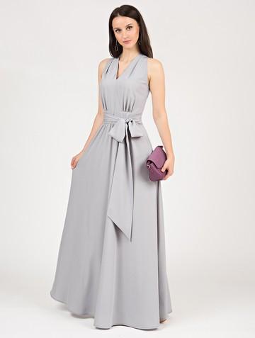 Платье helmy, цвет светло-серый