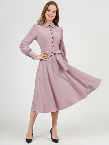 Платье melania, цвет розовый