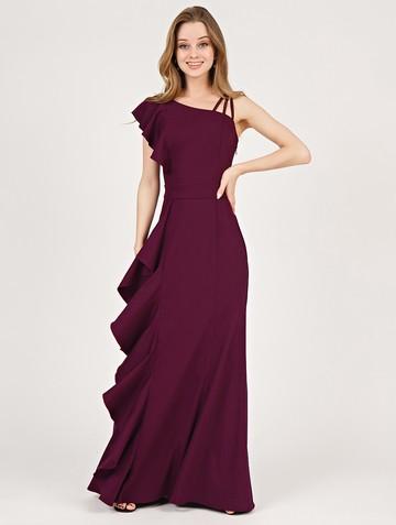 Платье lamberta, цвет спелая слива