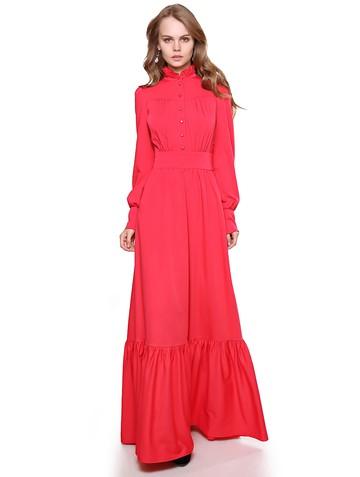 Платье dalila, цвет лососевый