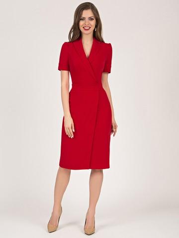 Платье magaly, цвет красный
