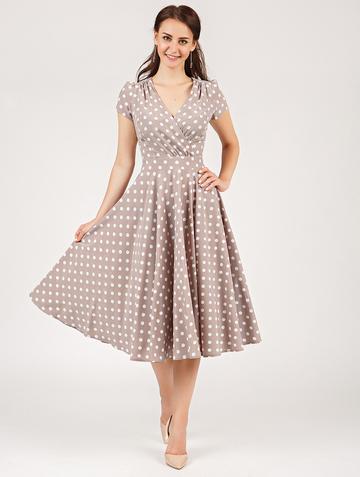 Платье ruta, цвет капучино