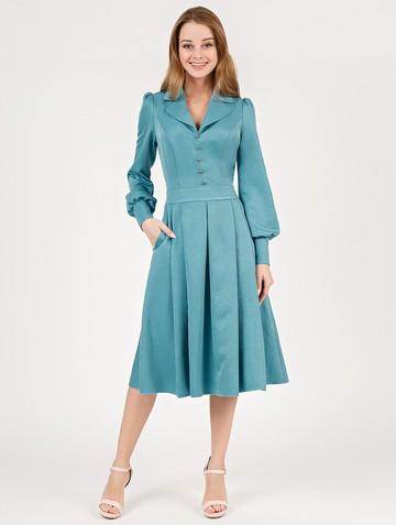 Платье dalva, цвет мятный