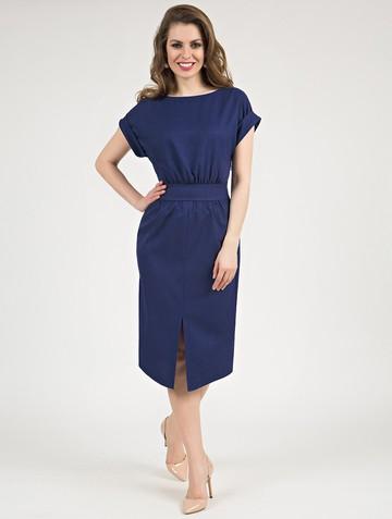 Платье remmy, цвет полуночно-синий
