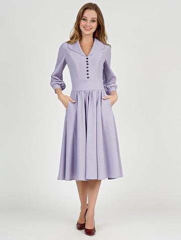 Платье berta, цвет серо-голубой