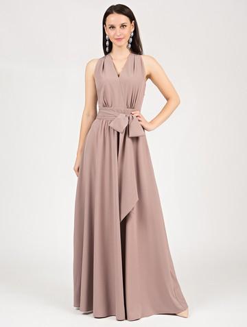 Платье helmy, цвет капучино