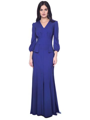 Платье ferula, цвет ультрамарин