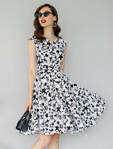 Платье bakly, цвет черный