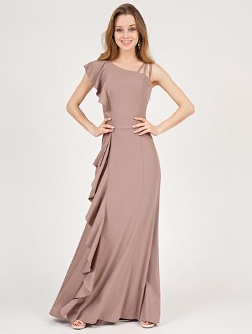 Платье lamberta, цвет капучино