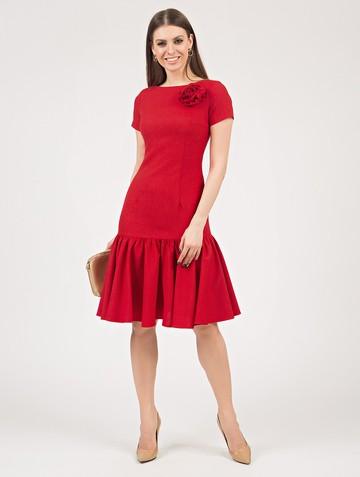 Платье vayolet, цвет красный