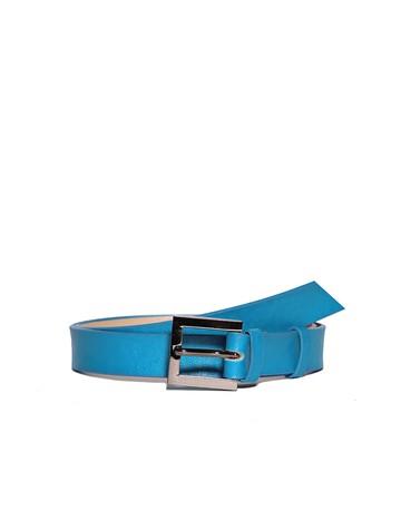Ремень Rm-019, цвет голубой