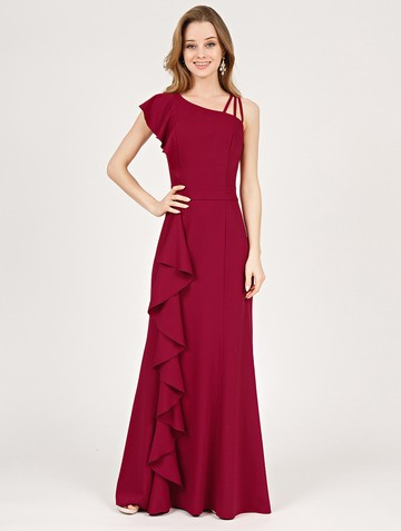Платье lamberta, цвет мальва