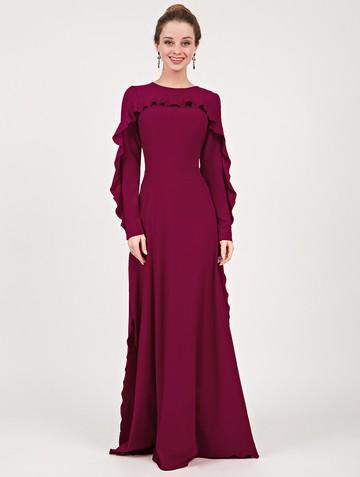 Платье soledat, цвет мальва