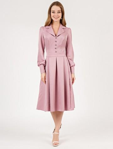 Платье dalva, цвет розовый
