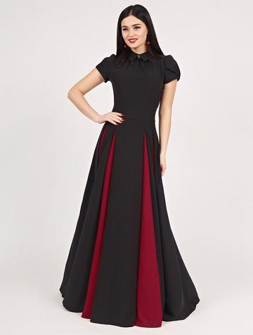 Платье bliss, цвет черный