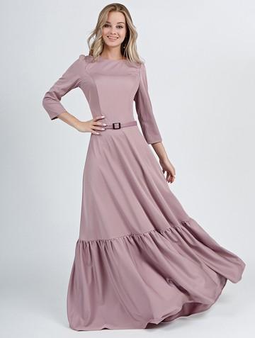 Платье moldy, цвет темная пудра