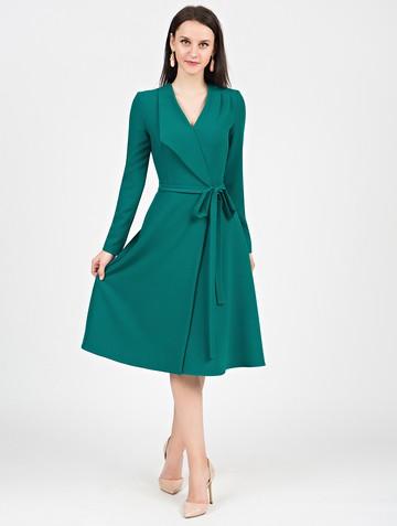 Платье priscilla, цвет темно-бирюзовый