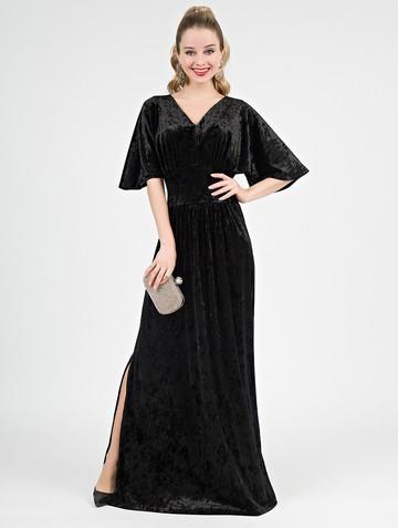 Платье irisa, цвет черный
