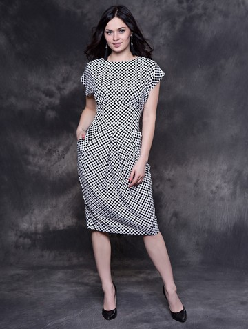 Платье djenna, цвет молочный