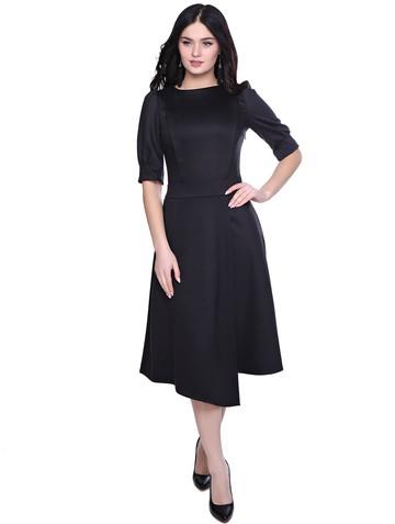Платье elda, цвет черный