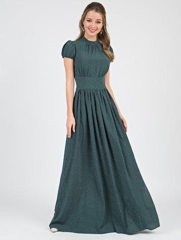 Платье djanatty, цвет малахитовый