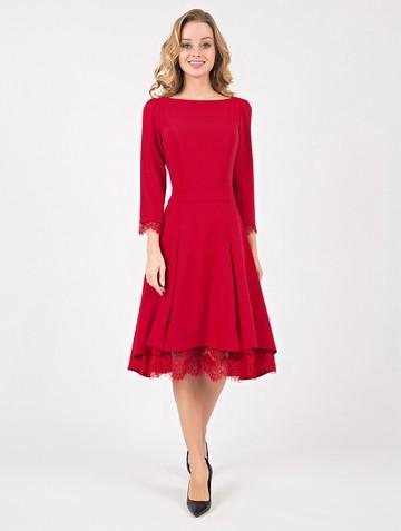 Платье neofita, цвет красный