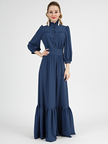 Платье deyla, цвет индиго