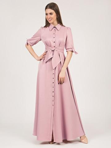 Платье paola, цвет розовый