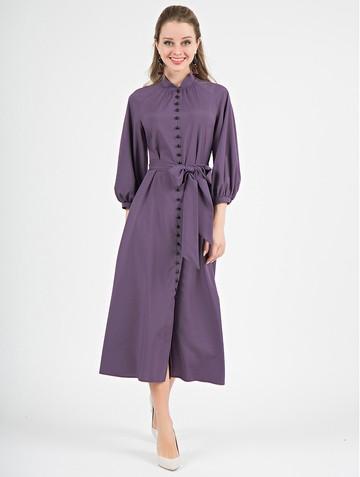 Платье raiyly, цвет лиловый