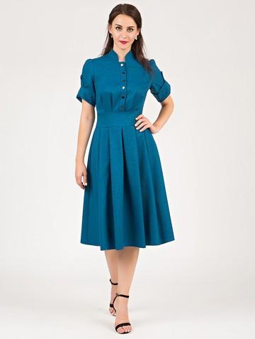 Платье mariatta, цвет бирюзовый