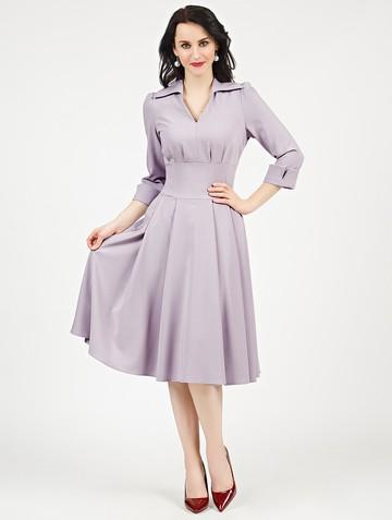 Платье alvina, цвет жемчужный