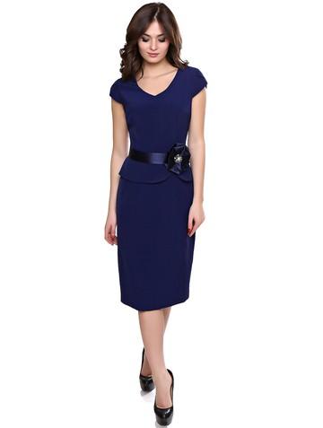 Платье arinda, цвет темно-синий