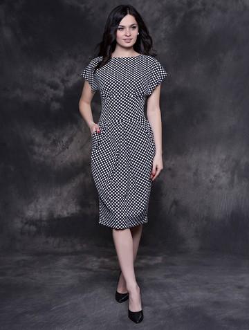 Платье djenna, цвет темно-синий