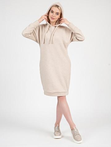 Платье kiefer, цвет бежевый
