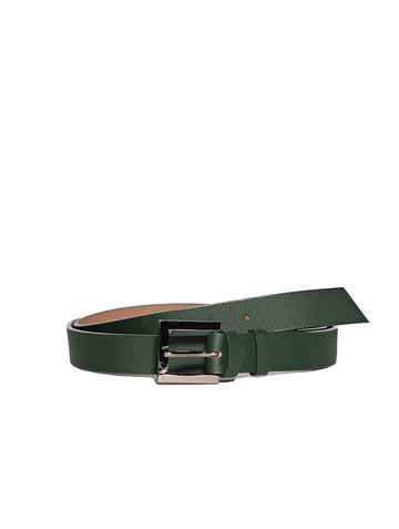 Ремень Rm-021, цвет темно-зеленый