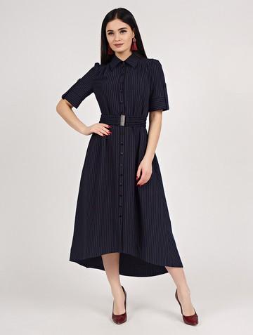 Платье gillean, цвет темно-синий