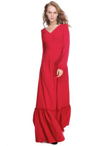 Платье samida, цвет красный