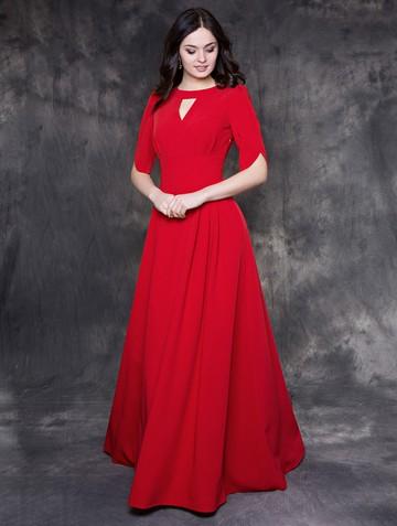 Платье mihael, цвет красный