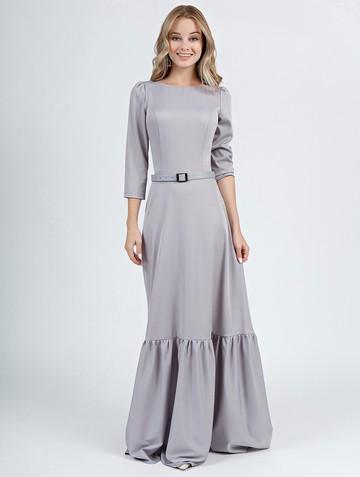 Платье moldy, цвет жемчужный