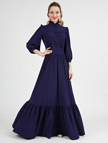 Платье deyla, цвет темно-синий
