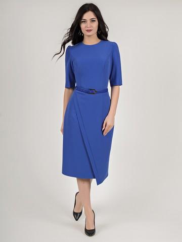 Платье atiba, цвет голубой