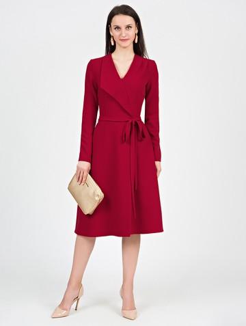 Платье priscilla, цвет красный