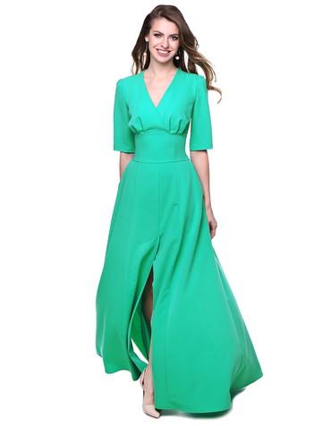 Платье lilia, цвет светло-зеленый
